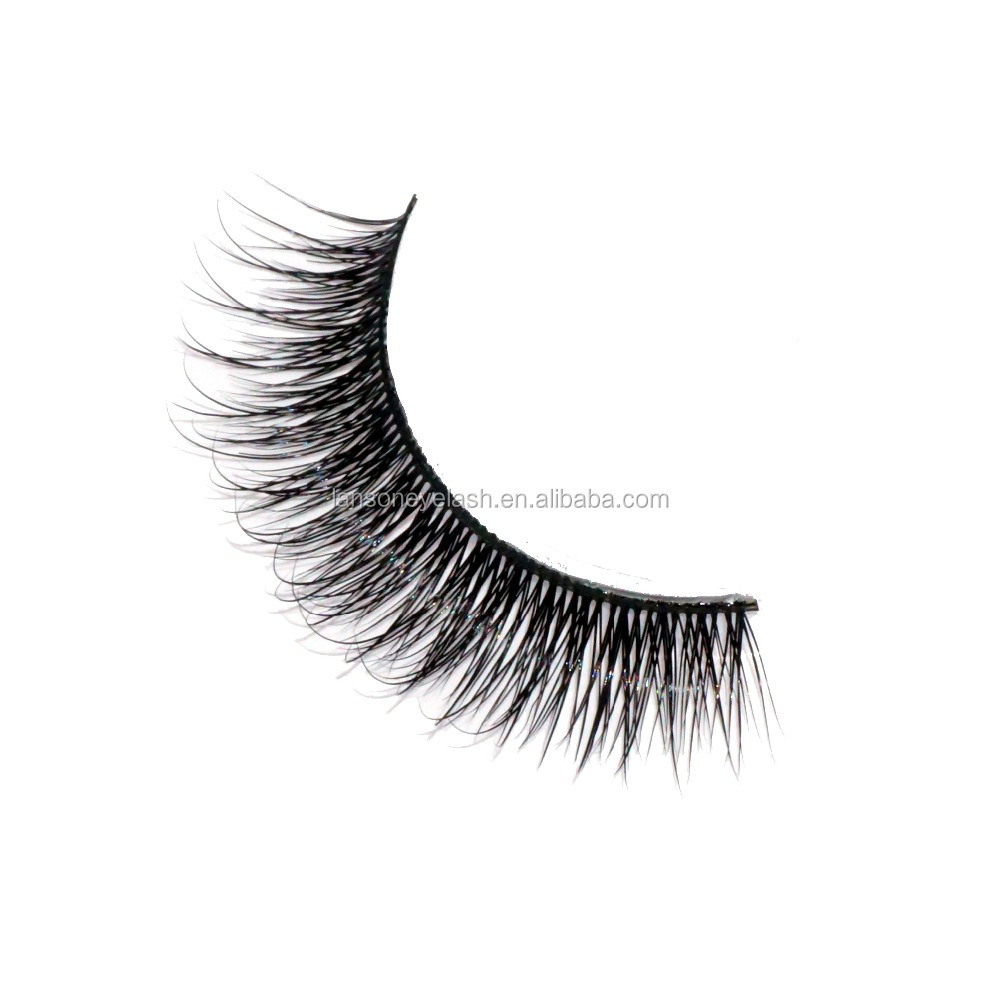 Hot <strong>selling</strong> 3D premium 5207 Marlliss 100% real mink natural fur lashes mink lashes private label with package