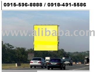 BILLBOARD SPACE/SITE/STRUCTURE FOR RENT