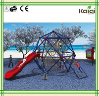 KAIQI Updated Tourist Area Children Park Children's Playground Equipment KQ50116C