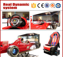 2015 most exciting entertainment 6 DOF dymatic driving simulator