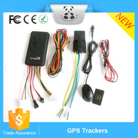 Real time tracking by SMS/GPRS anti-theft vehicle gps tracker