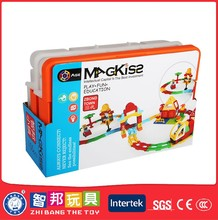 155pcs New China Supplier Magnetic Building Blocks