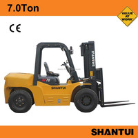 6Ton Diesel fork lift trucks with China Engine