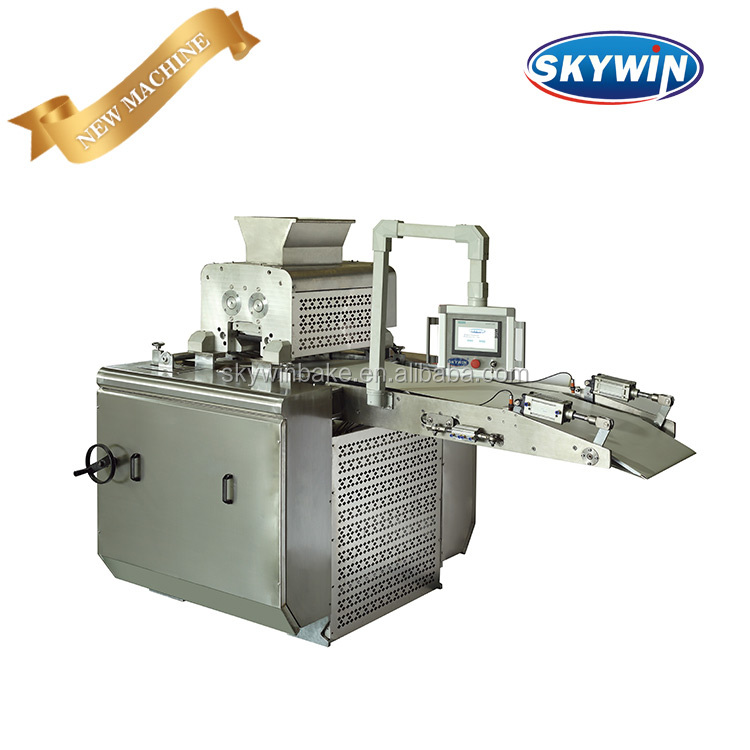 Industrial Mini Cup Cake Making Machine /Omnipotence Cookie Snack Machine