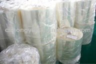 Transparent rigid clear PVC shrink packaging film/bags