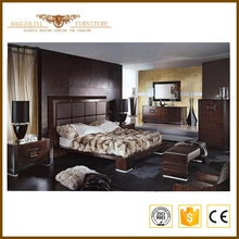 Top level hot-sale luxury neoclassical bedroom furniture