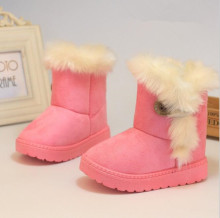 zm42246a hot fashion children winter snow boots new warm kids winter boots girl