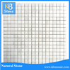 2016 new product beautiful pure crystal white marble, crystal white marble mosaic