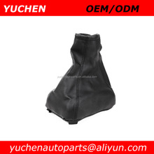 YUCHEN Car Shift Gear Knob Gaitor Leather Boot For Opel Astra F /Vectra A / Calibra /Kadett E /Corsa B