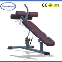 High Quality Commercial Fitness Ab Sit Up Bench