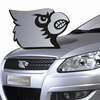 Customized printing car grille emblem badges