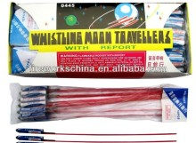 0445/0445D whistling moon travelers toy fireworks