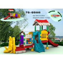 Kids Amusement Park Used Commercial Outdoor Playground Equipment Sale