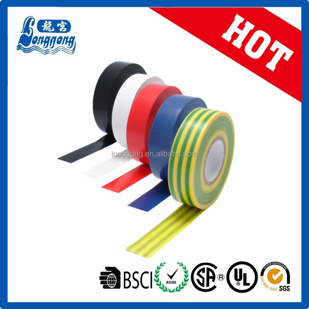 wonder cellophane tape pvc electrical insulation tape