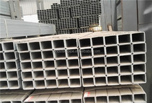 hot dipped galvanized rectangular tube, GI steel pipe
