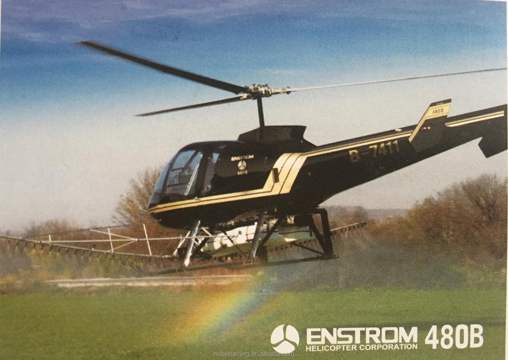 Light single-engine turbo helicopter
