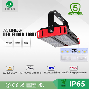 Wholesale IP65 waterproof driverless LED tunnel light 100w