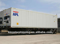 20'RF40RF Reefer Container to Hamilton Canada