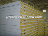 insulation cold storage room sandwich board with pu foam