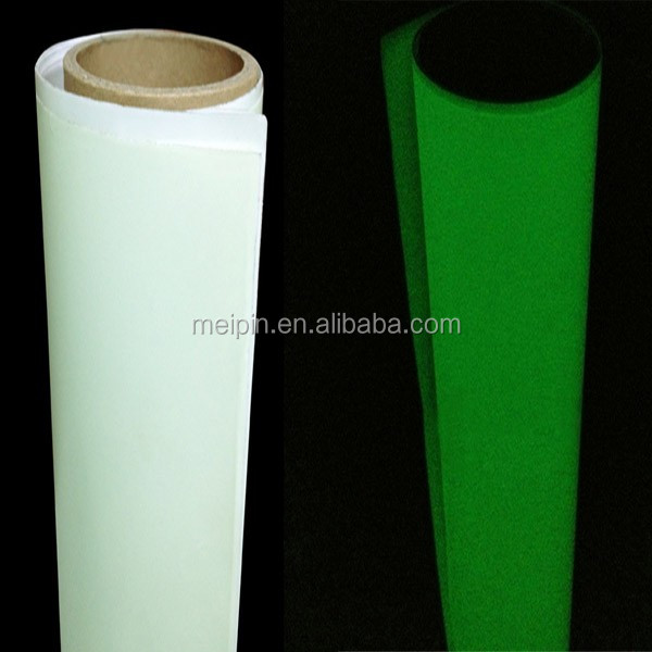 Glow in the Dark Vinyl Fabric