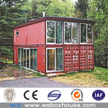 container cottage prefabricated european cottages