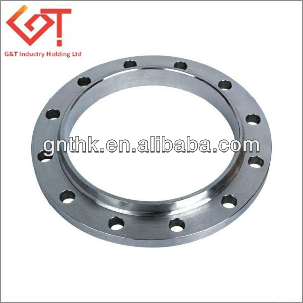 stainless steel flanges stub end/stainless steel welded collar flange