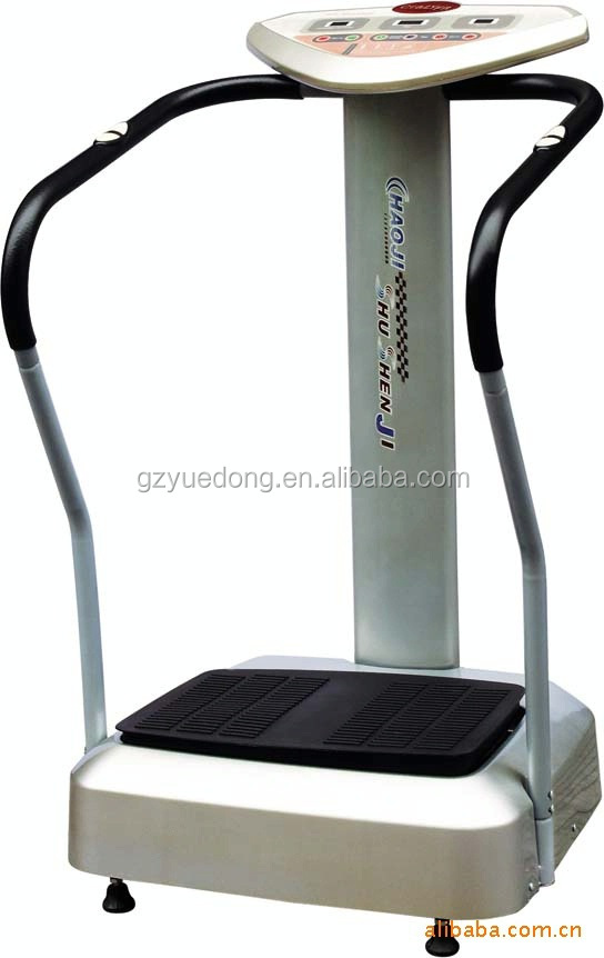 new slim vibration platform fit fitness machine