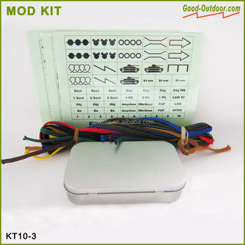 MOD Army model orders kit