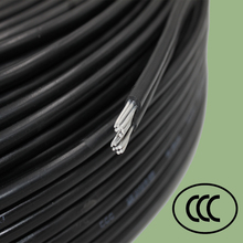 Cheap Insulated anodized aluminum braided Electrical wire
