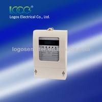 Front Panel Mounted Three Phase Electronic Energy Meter electric kwh Watthour Meter,electrical power meter,electricity LEM061