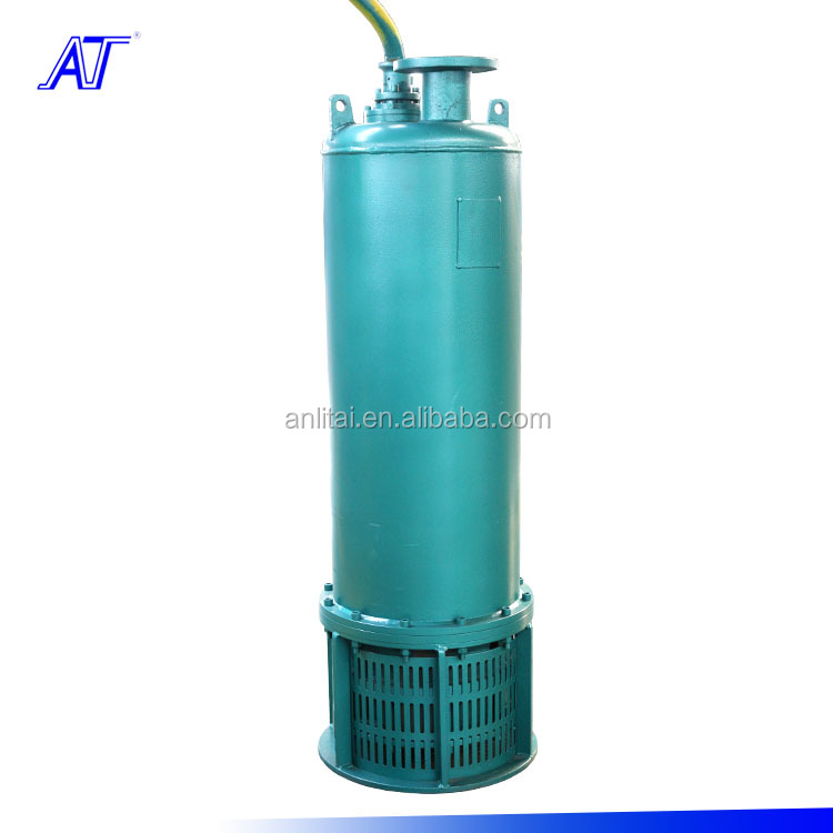 electric explosive proof sand submersible suction dredge pump for gold mines