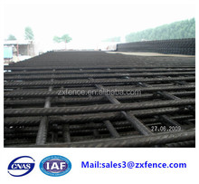 Square Hole Shape Concrete 10*10 Reinforcing Welded Wire Mesh