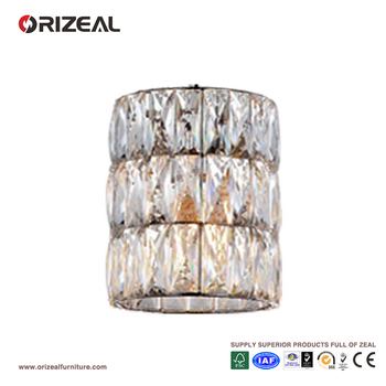Vesuvius Ava Crystal Ceiling Light fitting OZ-AL486