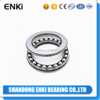 Jiangsu china Delivery fast ball bearing supplier and thrust Ball bearing 51201 used best quality Gcr15 stainless steel