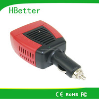 portable 150w car power inverter 150w with cigarette lighter