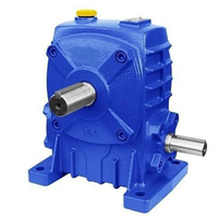 WPA small aluminium rv worm reduction gearbox gearboxes prices