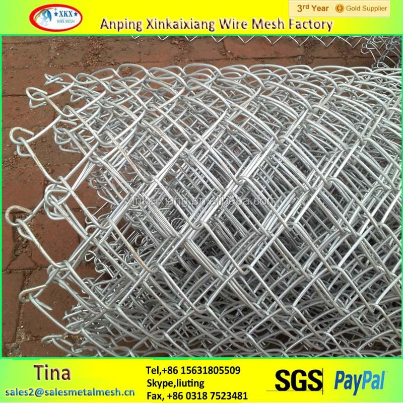 9 gauge chain link fence panel, cheap hot sale wholesale chain link fence