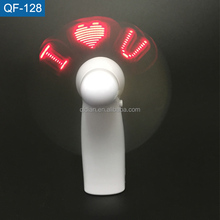 Home appliances electric stand fan Mini Fan for Factory Custom Messages
