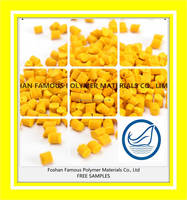 Yellow Masterbatch for LDPE, HDPE, PP pipe, sheet, film