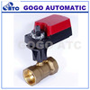 "2 way or 3 way bsp G1/2""-2"" electric control proportional valve for water"