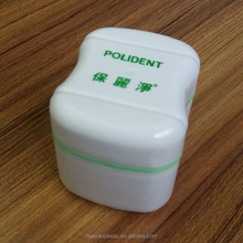 High Quality Healthy Cleaning Denture Box/Container