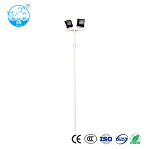 Manufacturers price 6m-35m 800w stainless steel pole floodlights lighting led high mast light