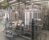 Tiantai 500L microbrewery machine with wort grant price
