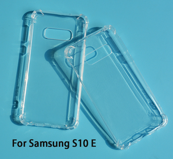 Good quality Soft Anti Drop Gasbag TPU protective phone case cover for Samsung Galaxy S10E S10 Lite
