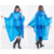 New arrival eco-friendly adult EVA raincoat fashion women rain poncho for heavy rain