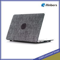 Wholesale Jean Print Pattern Hard Shell Protective Plastic Case for MacBook Air 11.6 13.3 Pro Retina 12 13 15 Cover