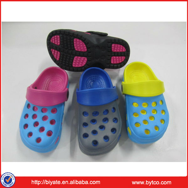 High quality wholesale clog garden shoes
