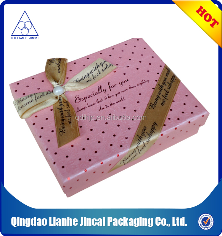 machine made paper board packing gift boxes
