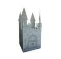 Children Intelligence Education Cardboard Castle