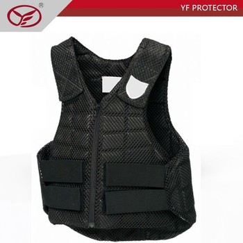 horse riders safety body protector clothing equestrian vest
